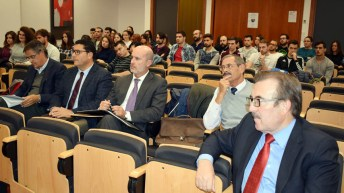 Comienzo del seminario © Gabinete de Comunicación UCLM