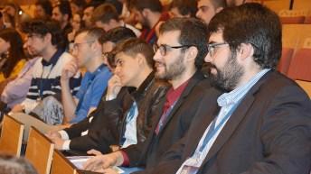 Inauguración del XXXVI Congreso Anual de la Sociedad Española de Ingeniería Biomédica. © GAbinete de Comunicación UCLM