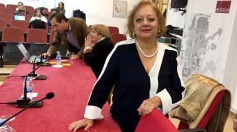 "Cristina García Rodero será investida mañana doctora ""honoris causa"" por la UCLM © Gabinete de Comunicación UCLM"
