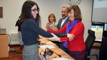 Acto de entrega del Premio © Gabinete de Comunicación UCLM