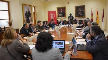 El Consejo Social de la UCLM se reúne en el Campus de Ciudad Real. © Gabinete de Comunicación UCLM