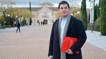 Delegada del campus de Ciudad Real © Gabinete de Comunicación UCLM