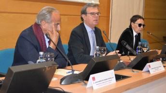 Inauguración de la jornada 'Los objetivos de la migración y desarrollo en la Agenda 2030'. © Gabinete de Comunicación UCLM