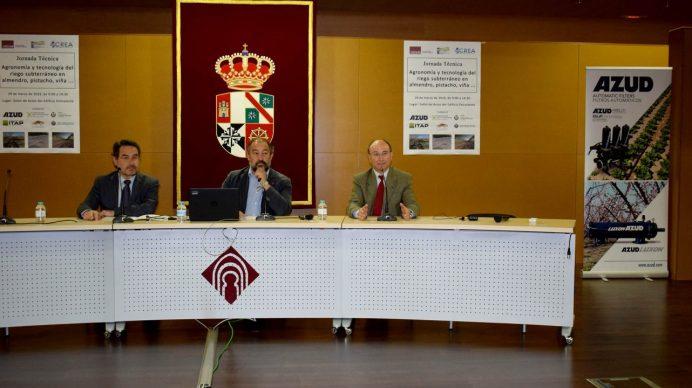 Reunión de expertos © Gabinete de Comunicación UCLM
