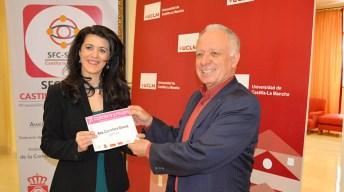 La UCLM colabora en la VII Carrera de la Mujer de Ciudad Real. © Gabinete de Comunicación UCLM