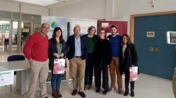 Miembros del proyecto y particpantes © Gabinete de Comunicación UCLM