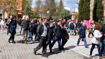 Preuniversitarios y sus familias han visitado la UCLM en la jornada de puertas abiertas © Gabinete de Comunicación