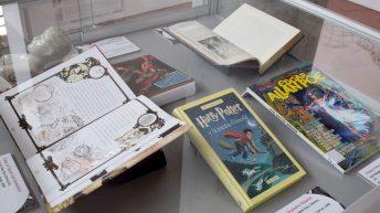 Exposición sobre Edgar Allan Poe © Gabinete de Comunicación UCLM