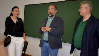 Apertura del seminario © Gabinete de Comunicación UCLM