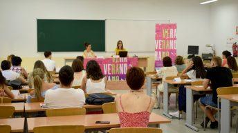 El curso está dirigido por la profesora Trinidad Sánchez © Gabinete de Comunicación UCLM
