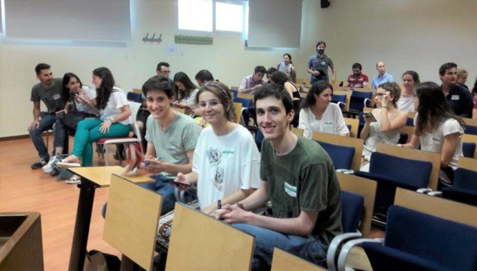 El equipo ganador de la Facultad de Medicina de Albacete © Gabinete de Comunicación UCLM