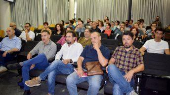Apertura del curso © Gabinete de Comunicación UCLM