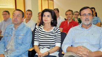 El encuentro se ha celebrado en la Escuela de Informática de Ciudad Real. © Gabinete de Comunicación UCLM