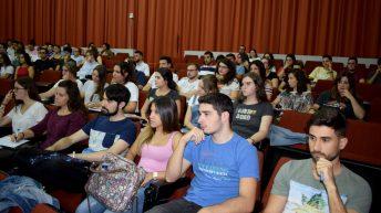 Público asistente © Gabinete de Comunicación UCLM