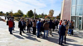 El Consejo de Gobierno se ha celebrado en las instalaciones del Jardín Botánico © Gabinete de Comunicación UCLM