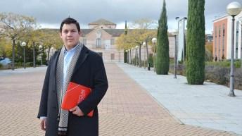 Delegado del Campus de Ciudad Real. © Gabinete de Comunicación UCLM