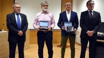 Reconocimiento a profesores jubilados © Gabinete de Cominicación UCLM.