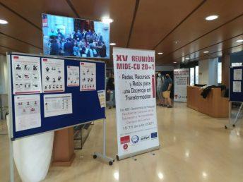 Inauguración de la XV reunión del Área de Conocimiento Métodos de Investigación y Diagnóstico en Educación (MIDE)