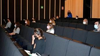 Inauguración del curso © Gabinete de Comunicación UCLM