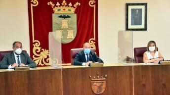 Comparecencia ante los medios © Ayuntamiento de Albacete