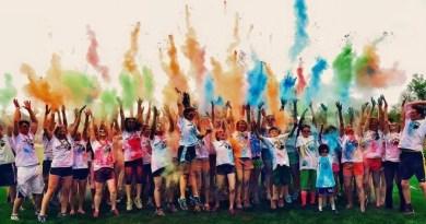 U.C.H.S to Host 5K Color Run, You Won't Want to Miss it