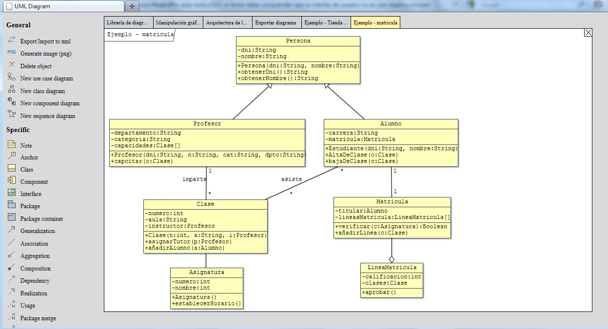 hight resolution of class diagram component diagram