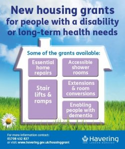 Housing Grants for people with Disabilities or Health ...