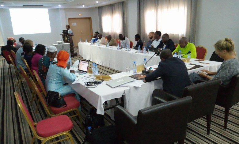 Photo of Photos : Opening ceremony of the fourth DIAMA consortium meeting in Bamako