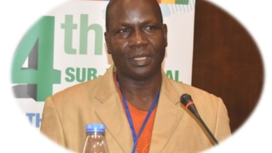 Photo of Prof. Mahamadou DIAKITE: Deputy Director
