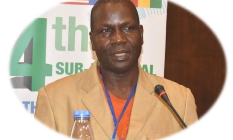 Photo of Prof. Mahamadou DIAKITE: Deputy Director