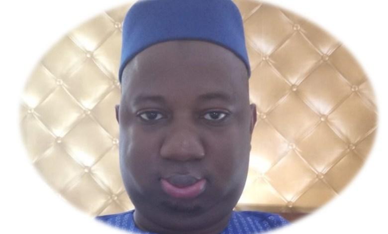 Photo of Dr. Moumine Sanogo,deputy head of BSL-3