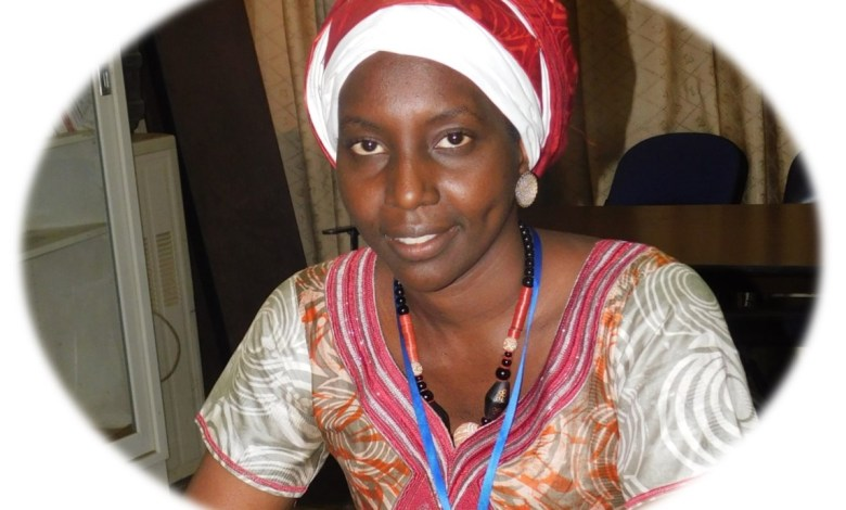 Photo of Mrs. Seynabou SISSOKO, HR and Logistics MANAGER