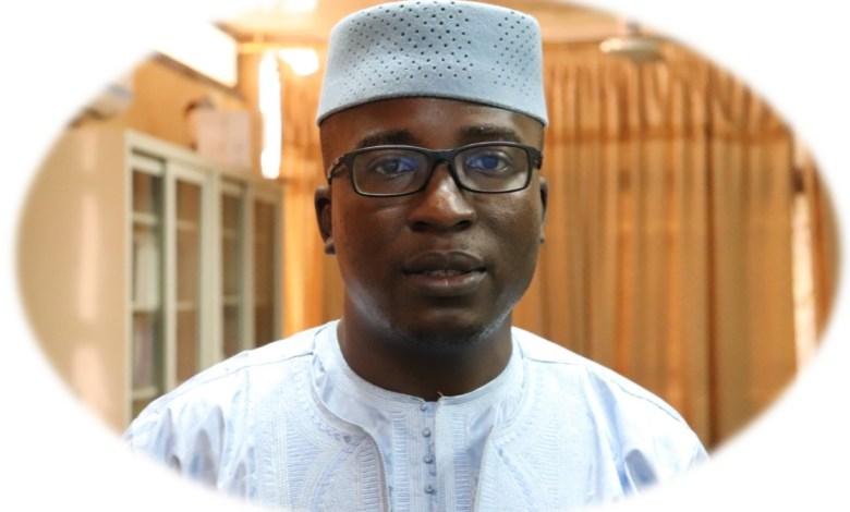 Photo of Mr. Cheick Oumar TANGARA, Program manager