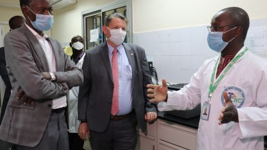 Photo of Fight against Covid-19: Minister Famanta was overjoyed to see the work done by the UCRC-Mali