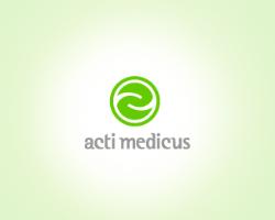 Graphic Logo Designs - acti medicus