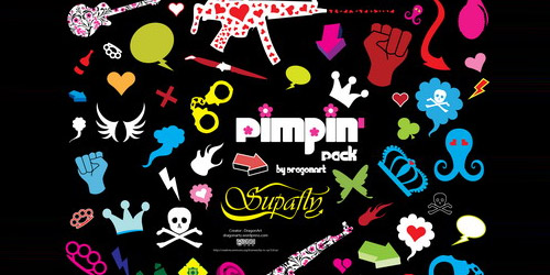 Pimpin Vector Pack