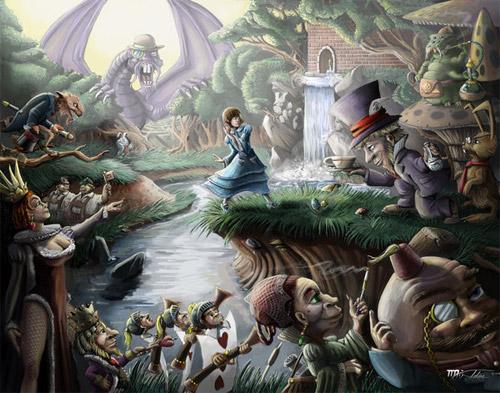 Wonderland Control Chaos