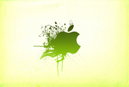 cool apple