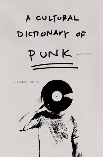 Beautiful Book Covers - A Cultural Dictionary of Punk
