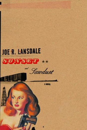Beautiful Book Covers - Sunset and Sawdust