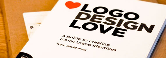 Logo Design Love Book by David Airey