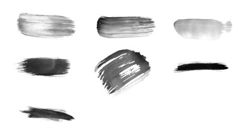 watercolor brush set