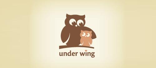 Bird Logos - Under Wing