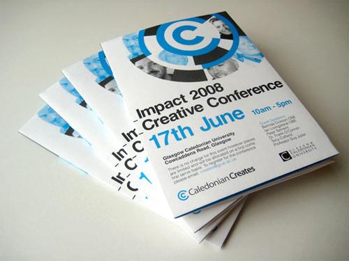 informational booklet design