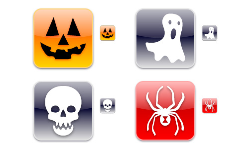UCreative.com - Free Halloween Icons for Your Spooky Designs ...