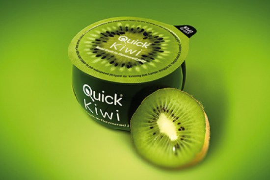 Creative Packaging Design - Quick Fruit Packaging Concept