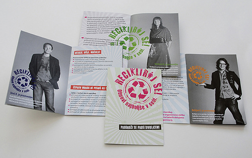booklet designs recycle booklet - Booklet Design Ideas