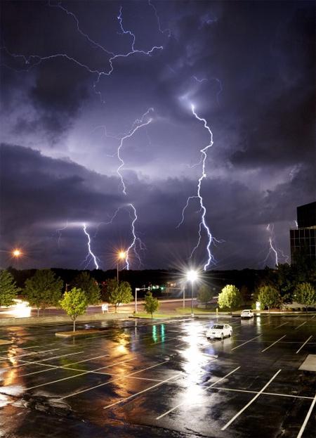 Photos of Lightning - Thrice