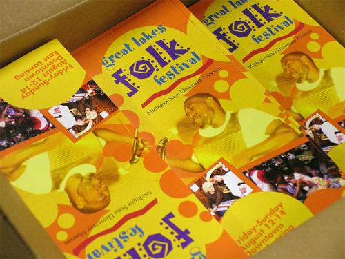 Brochure Design Examples - Brochures