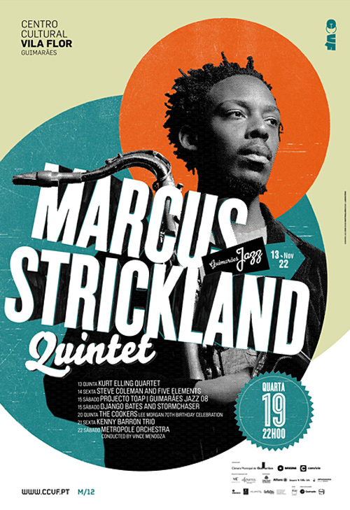 Flyer Design Ideas   Marcus Strickland